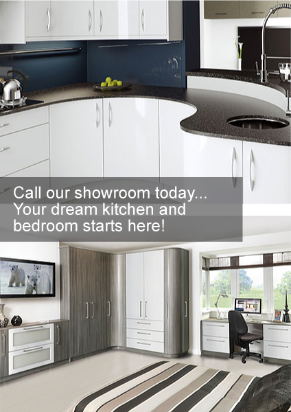 Kitchens and Bedrooms Falkirk